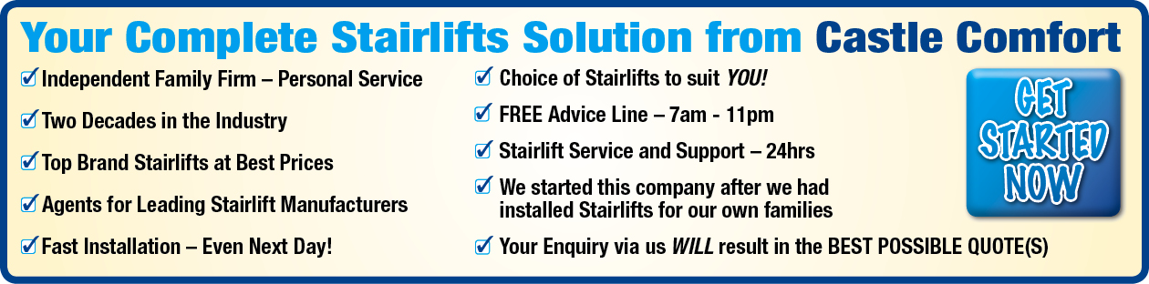 Castle Comfort Stairlifts Manchester